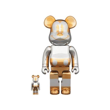 BE@RBRICK, 'Be@rbrick x Sorayama Future Mickey 100% And 400%', 2019