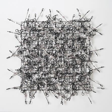 John Garrett, 'Circle Grid No. 5', 2015