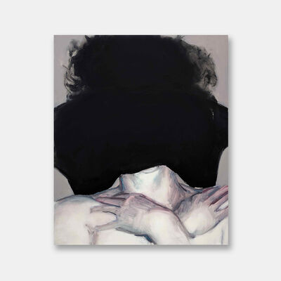 Tomas Harker, 'Black Towel', 2019