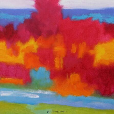 Marshall Noice, 'Fall Color', 2017
