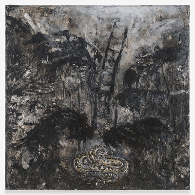 Anselm Kiefer, 'Seraphim', 1984