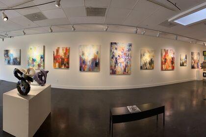 November Featured Artist Max Hammond and Shona Sculptures