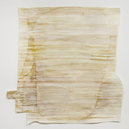Dawn Clements, 'Cut-out from MacDowell Table', 2015