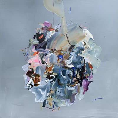 Janna Watson, 'Bright Grey Lights', 2021