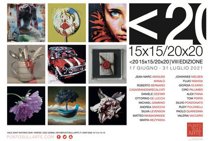 <20 15x15/20x20 2021 | Edition VIII | Group Show