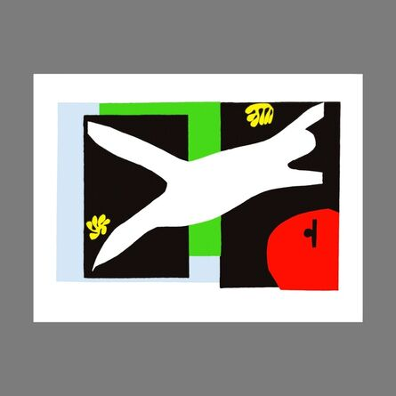 Henri Matisse, 'La Nageuse dans l'Aquarium (The Swimmer in the Tank)', 2007