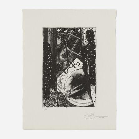 Jasper Johns, 'Winter', 1986-89