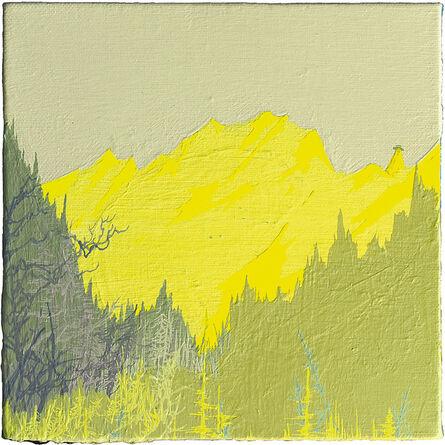 Zhou Fan 周范, 'Landscape 风景 17:30', 2015