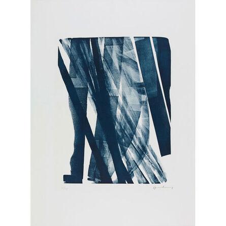Hans Hartung, 'L 1973 - 34', 1973