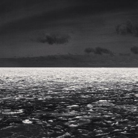 Michael Kenna, 'Frozen Sea of Okhotsk, Study 2, Utoro, Hokkaido, Japan', 2005