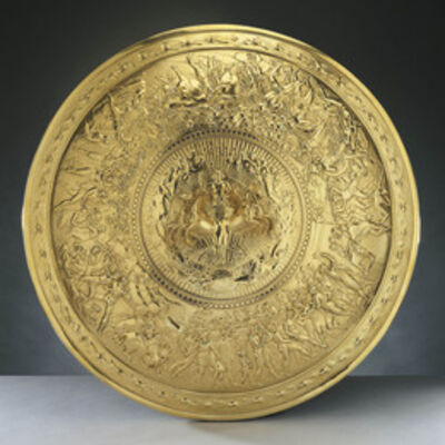 Philip Rundell, 'Shield of Achilles', 1821