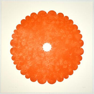 Mary Judge, 'Mondus Orange', 2016