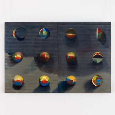 Francois Vincent, 'Douze Globes', 2021