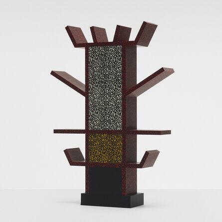 Ettore Sottsass, 'Miniature Casablanca cabinet', c. 1986