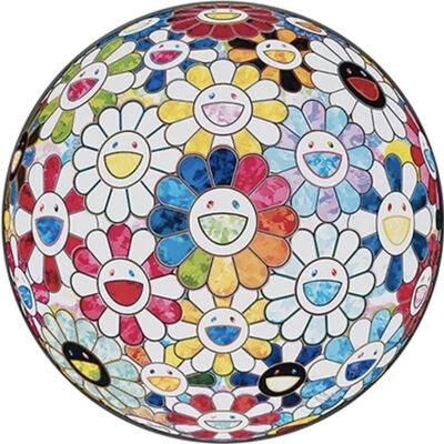 Takashi Murakami, 'Scenery with a Rainbow in the Midst', 2016