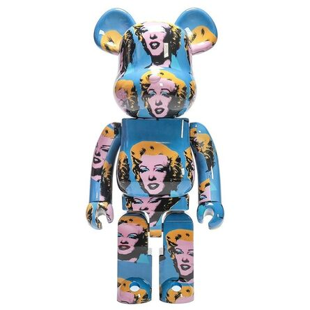 BE@RBRICK, 'Bearbrick Andy Warhol's Marilyn Monroe 1000%', 2020