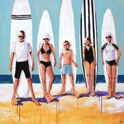 Debbie Miller, 'Surf's Up', 2010-2017