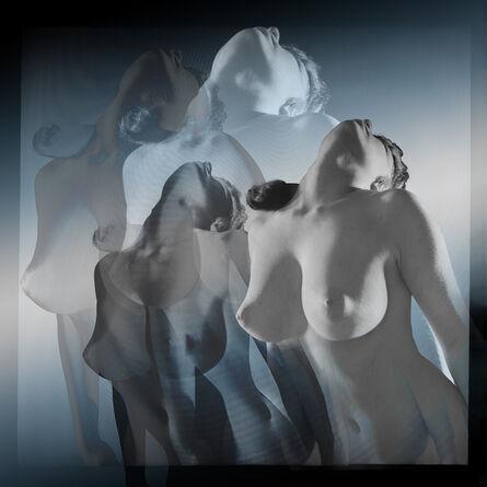 Liz Calvi, 'Fille Publique', 2021