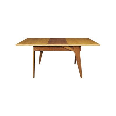 José Zanine Caldas, 'Extendable table', 1950