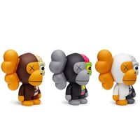 KAWS, 'Baby Milo (set of 3)', 2011