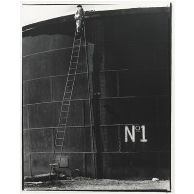 Tina Modotti, 'Tanque no.1', 1927