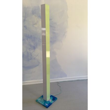 Superpoly, 'Floor Lamp with Painted Base', 2018