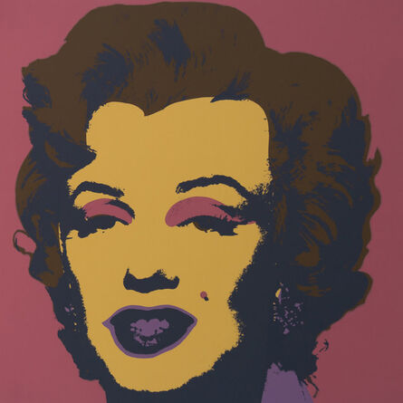 (after) Andy Warhol, 'Marilyn Monroe 11.27', 1967 printed later