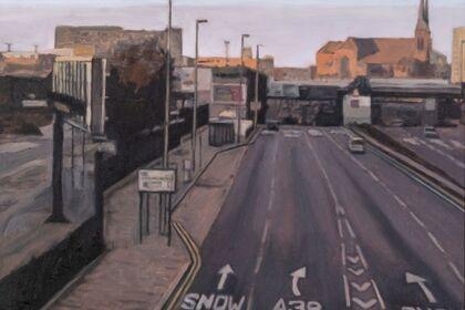 Reuben Colley - A Portrait of Birmingham Exhibition