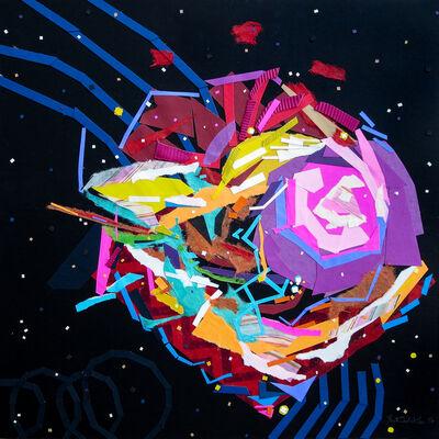 Krista Dedrick Lai, 'Rainbow Nebula'