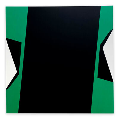 Ulla Pedersen, 'Cut-Up Canvas 2001 (Abstract painting)', 2020