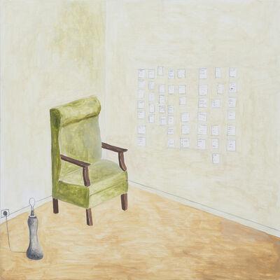 Noel McKenna, 'The Writing Room'