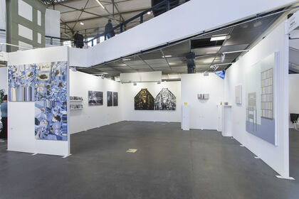 INDA Gallery at Art Market Budapest
