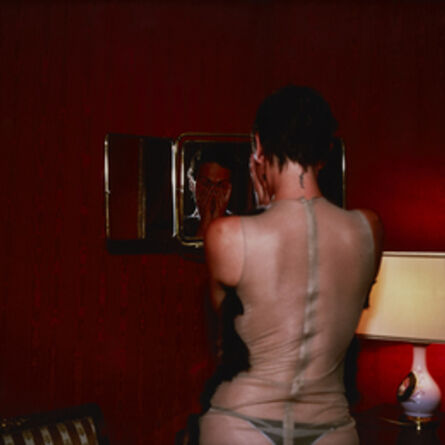 Nan Goldin, 'Valerie in the mirror, Paris', 1999