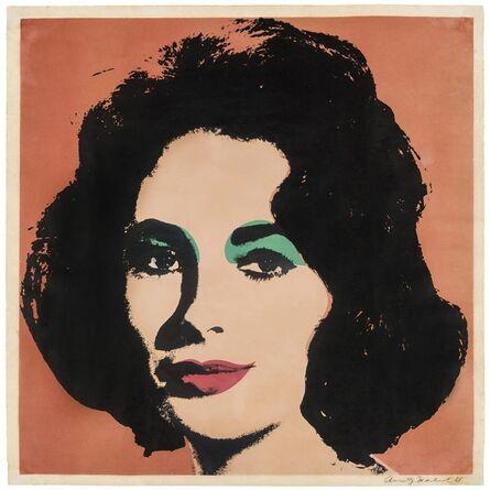 Andy Warhol, 'Liz (Feldman & Schellmann II.7)', 1967
