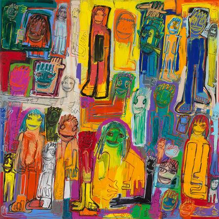Richard Prince, 'Untitled', 2017-2018