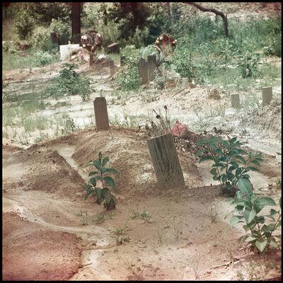 Gordon Parks, 'Untitled, Shady Grove, Alabama (Grave Site 37.057) ', 1956