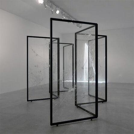 Lori Hersberger, 'Mystery Poster I & II', 2013