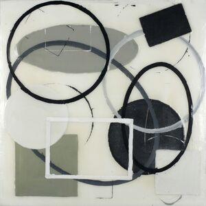 Christine Vaillancourt, 'White On White II', 2016