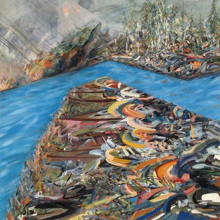 Jovan Karlo Villalba, 'The Current and Shifting Fragment', 2014