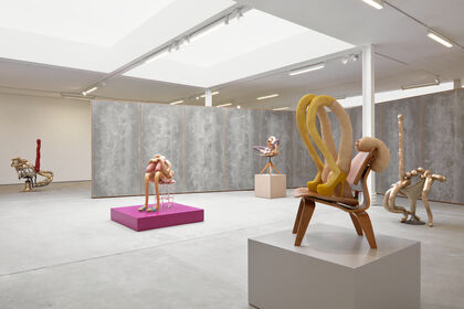 Sarah Lucas: HONEY PIE