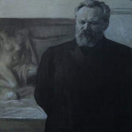 Marc-Aurèle de Foy Suzor-Coté, 'Self-portrait'