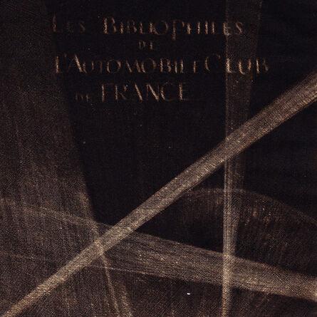"""Samuel Chamberlain, '""""Les Bibliophiles de l'Automobile Club de France""""', 1930"""