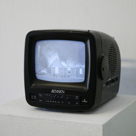 Julie Libersat, 'House Fire', 2015