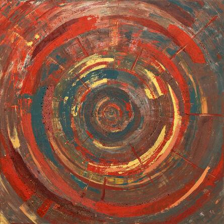 Anca Irina Lefter, '2nd PORTAL element: EARTH ENTER ELEMENT', 2018