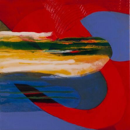 Diane Novetsky, 'Flaming Heart', 2021