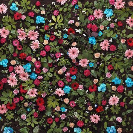 Eason Tsang Ka Wai, 'Floral Fabric #5', 2013