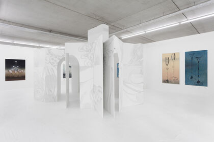 'Crystal Whisper' Jacopo Pagin Solo Exhibition