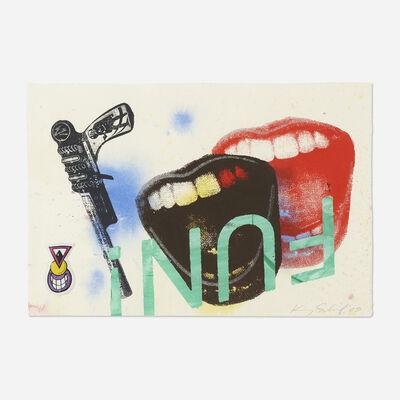 Kenny Scharf, 'Untitled', 2009