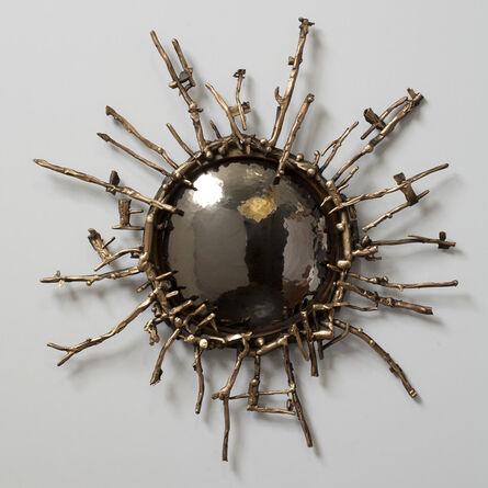 Michel Salerno, 'Soleil Noir Handmade Mirror', 2014