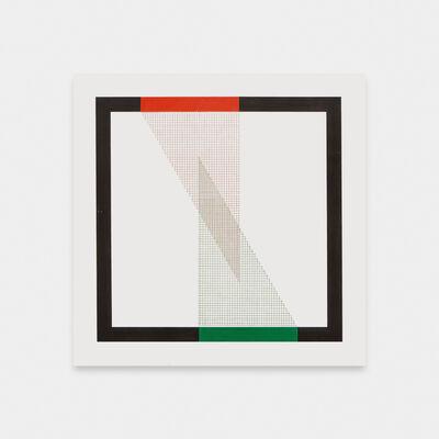Sérvulo Esmeraldo, 'Untitled', 1977